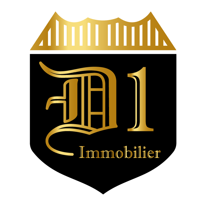 Logo D1 immobillier